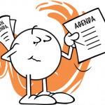 agenda-clipart