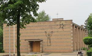 Franciscuskerk, voorzijde