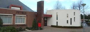 R.K. Petruskerk - voorzijde